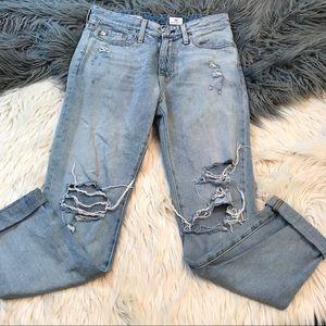 AG the Devon boyfriend fit jeans